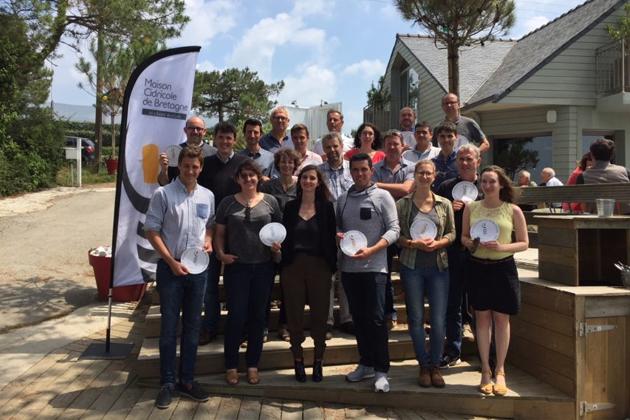 Concours cidricole de Bretagne 2018